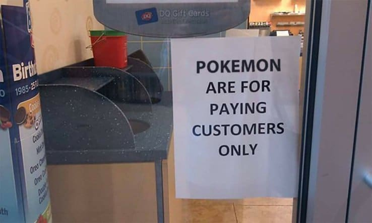 pokemon go for paying customers only